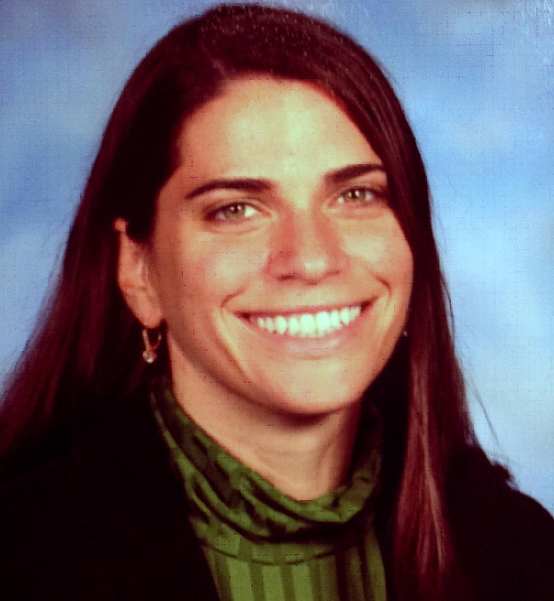 Ann Brilliante, assistant principal of the International Academy at Wilbur Cross High School. - Ann_Brillante