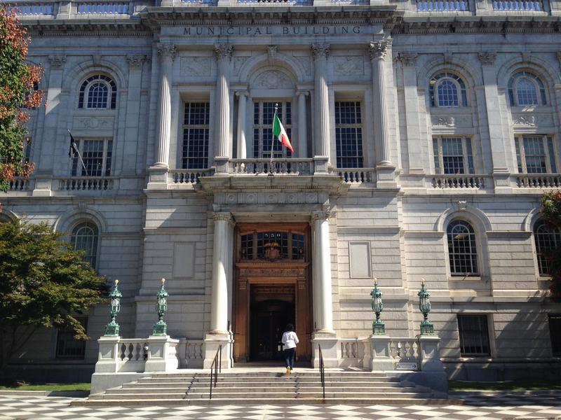 Hartford City Hall.