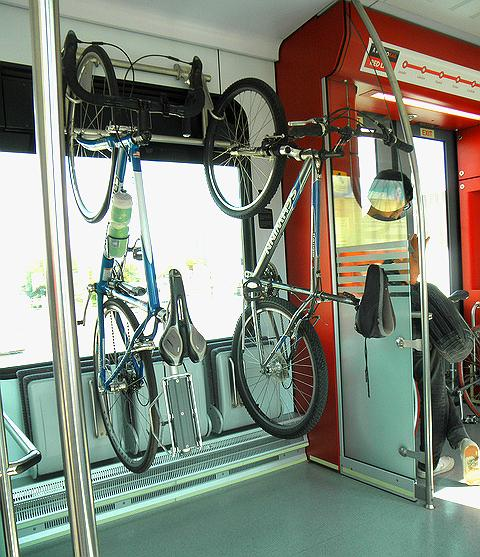 Bikes On Metro North Trains Metro North Railroad says two