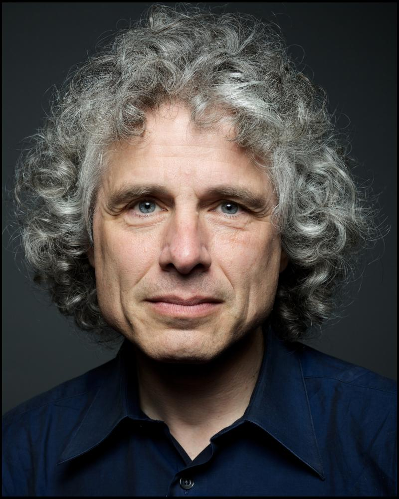 Steven Pinker researches language and cognition as a Johnstone Family Professor in the Department of Psychology at Harvard University. He writes for several publications.