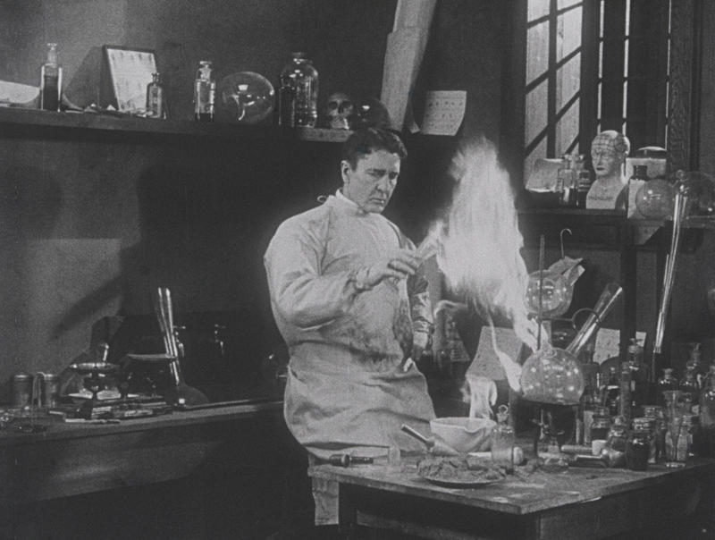 Connecticut actor William Gillette was 62 or 63 when he played Sherlock Holmes on film.