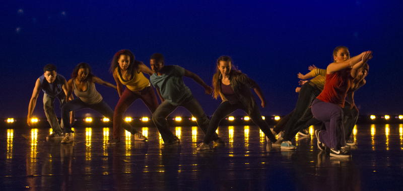 Choreographer's Showcase 2013, Greater Hartford Academy of the Arts.