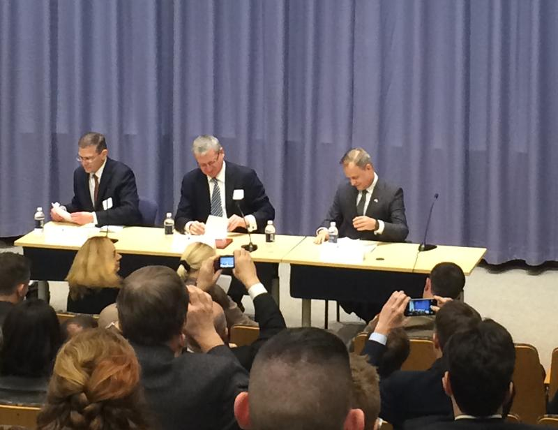 The U S Opioid Epidemic Council On Foreign Relations >> Polish Conference at Yale Focuses on Global Security, Ukraine | Connecticut Public Radio