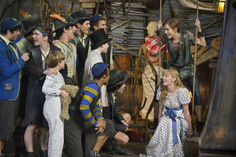 Peter Pan Movie 2014