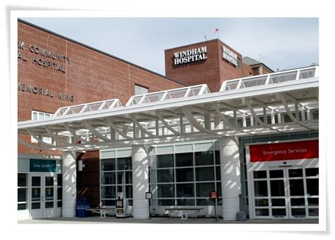 Windham Hospital is one of the many facilities run by Hartford HealthCare throughout Connecticut