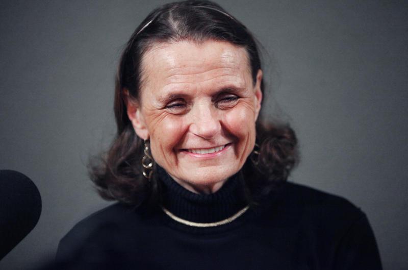 Debra Dean-Ciriani is a marriage and family therapist at the Bridge Family Center