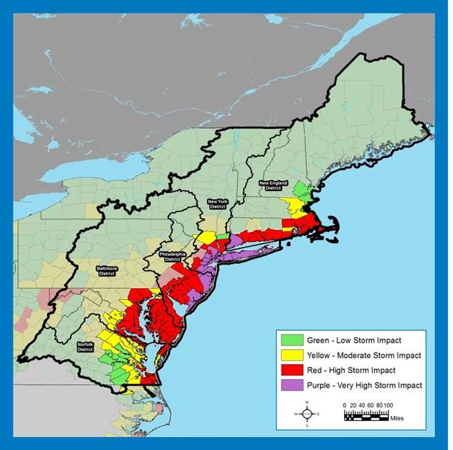 The Impact Of Hurricane Sandy Still Resounds Along The East Coast Today