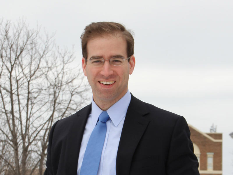 Luke Bronin, former legal counsel to Gov. Dannel Malloy, filed his candidacy for mayor Wednesday.