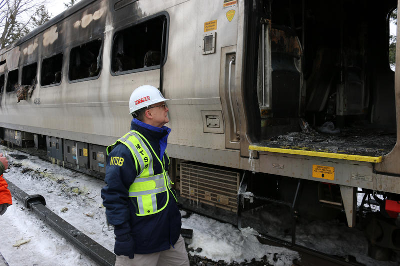 Feds Visit Site of Metro-North Train Collision That Killed ...