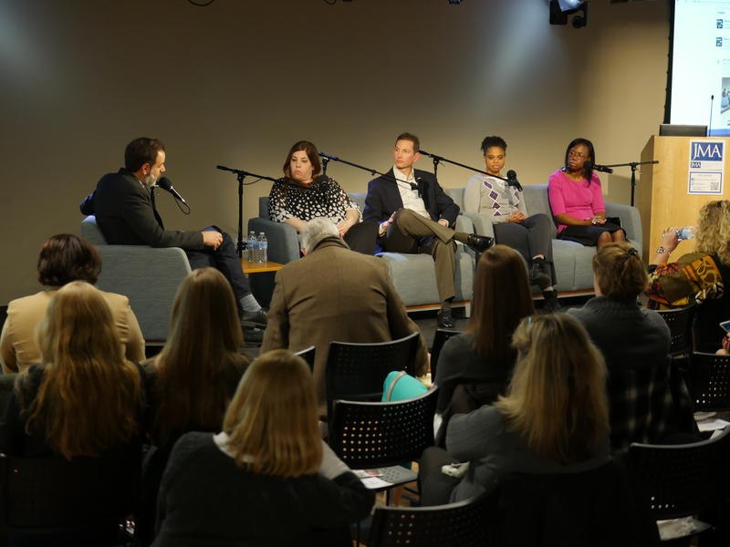 Elementary school teachers and education experts joined our Where We Teach panel to share experiences from the classroom.