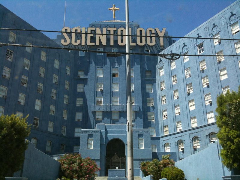 The Church of Scientology was the focus of a new documentary on HBO.