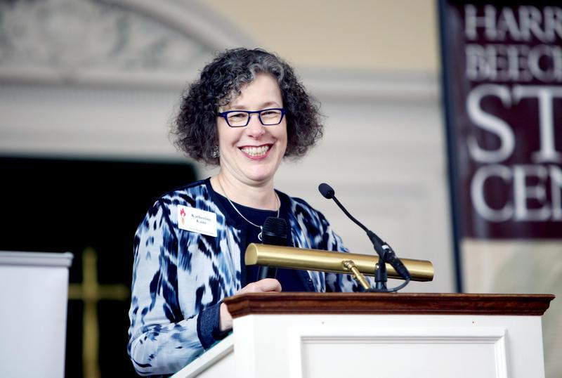 Katherine Kane, Executive Director, Harriet Beecher Stowe Center