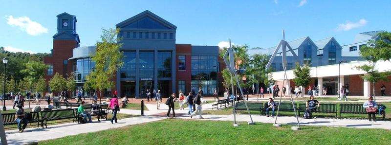 Tunxis Community College in Farmington, Connecticut.