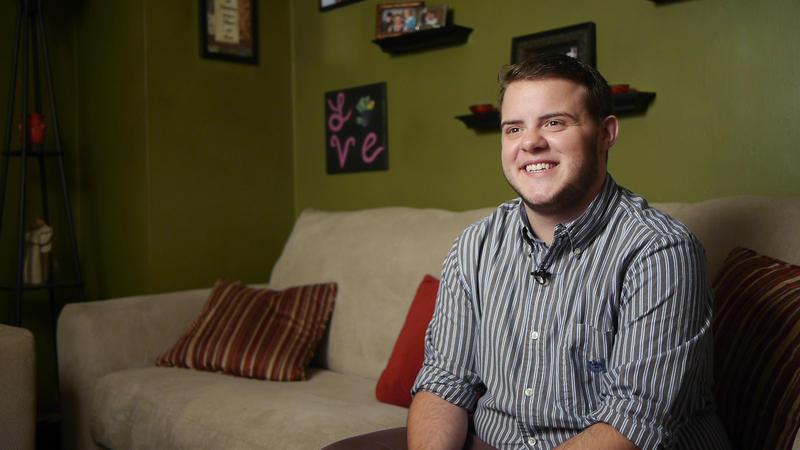 Parker Terrell  is a transgender male from Naugatuck.