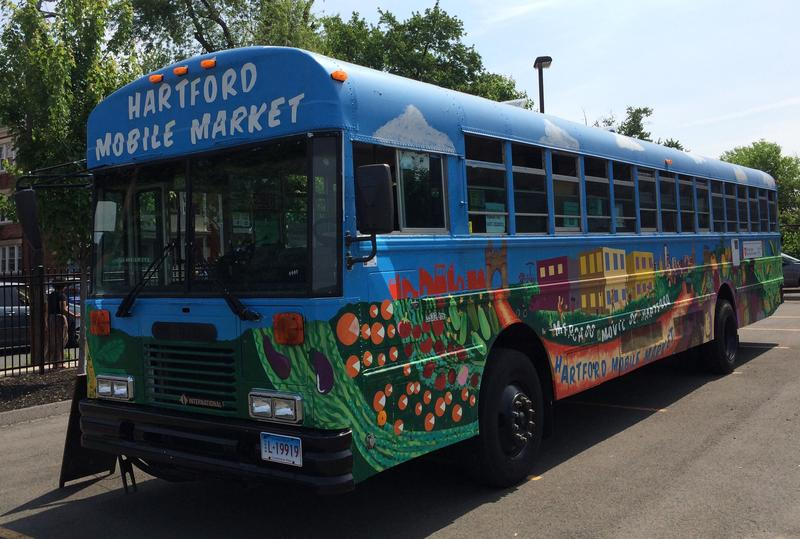 Mobile Food Markets Grow Around Connecticut