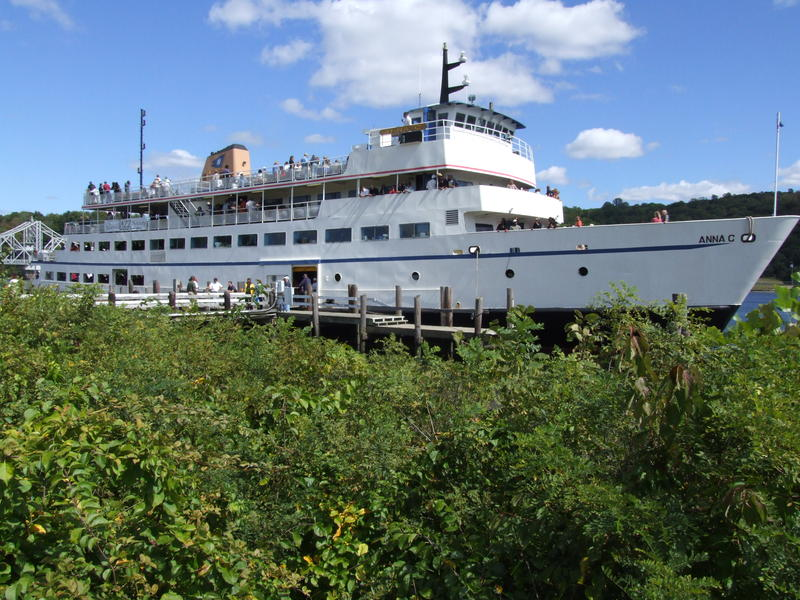 The Hartford Jazz Society's riverboat cruise happens on September 13.