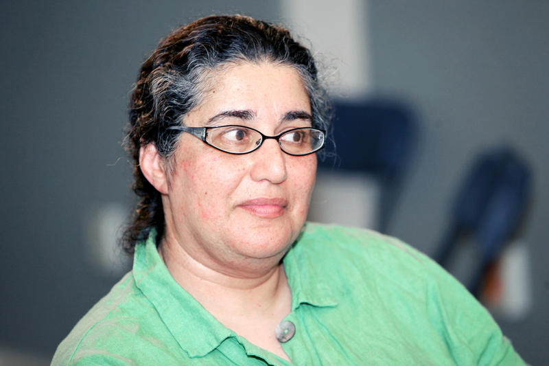 Mercedeh Pourmoghadam is a scientist and the co-owner of Lighthouse Bakery in Stonington
