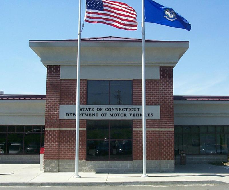 Where we live wnpr news for The motor vehicle department