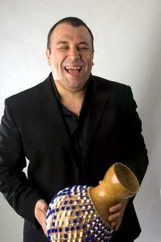Manolo Mairena, a native of Costa Rica, is a singer, percussionist and composer.