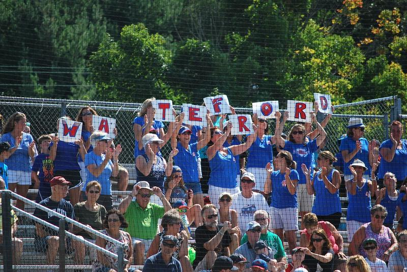 Connecticut fans.