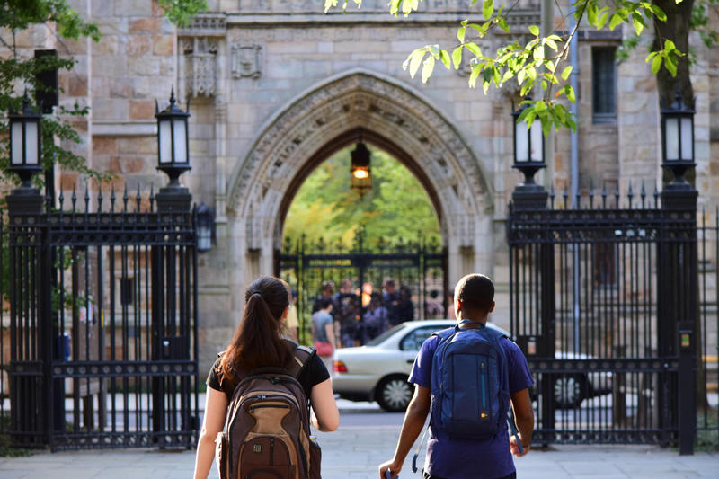 A recent op-ed in the New York Times questions the spending habits of elite universities.