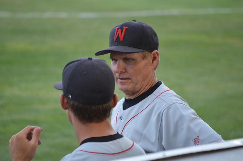 Wesleyan assistant coach Bob Wojick.