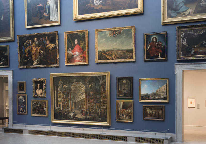 The reinstallation of the European Art Collection will showcase over 1,000 world-class works of European painting, sculpture, and decorative arts.