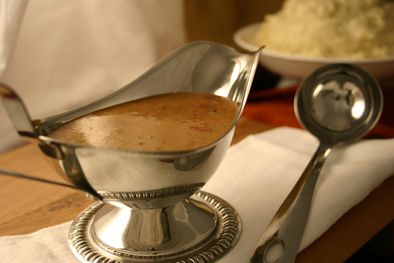 Food Schmooze Gravy Recipe