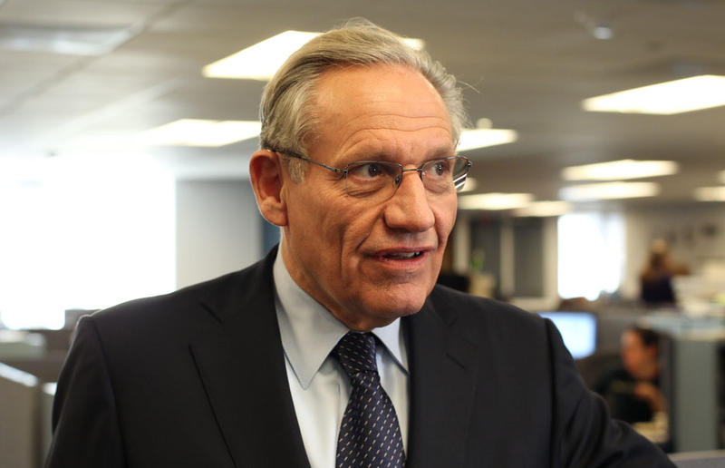 Bob Woodward's latest book continues to focus on Watergate.