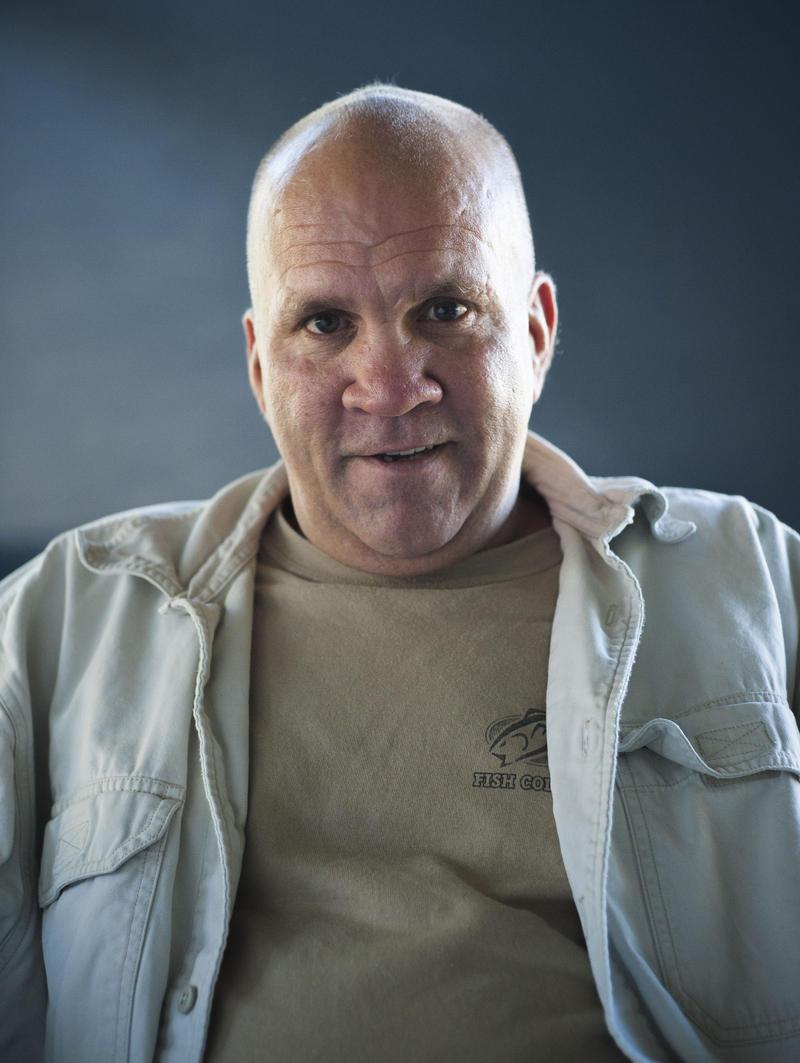 Steven Bernier is a U.S. Navy veteran.