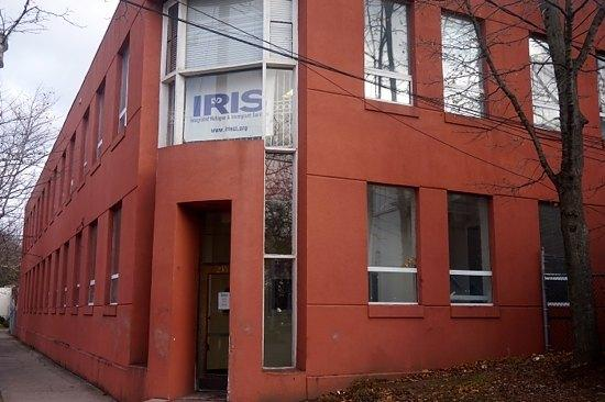 The IRIS office in New Haven.