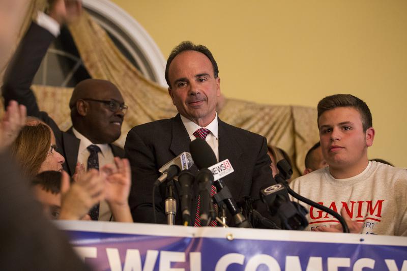 The political comeback of Bridgeport Mayor Joe Ganim is one of the more memorable stories of 2015.