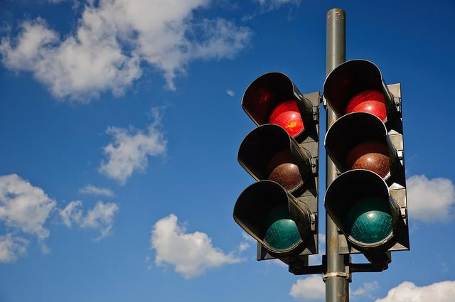 Image result for metcalf avenue trafficlights