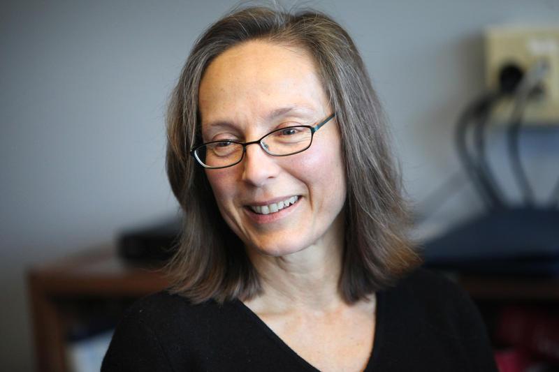 WNPR Producer Betsy Kaplan.