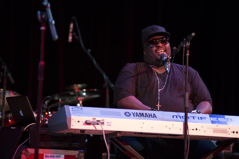 Doobie Powell performs at the Artists Collective in Hartford