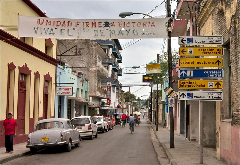 Holguin, Cuba in 2008.