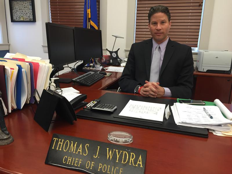 Hamden Police Chief Thomas Wydra says chiefs need to take a good look at the data on racial disparities in traffic stops.