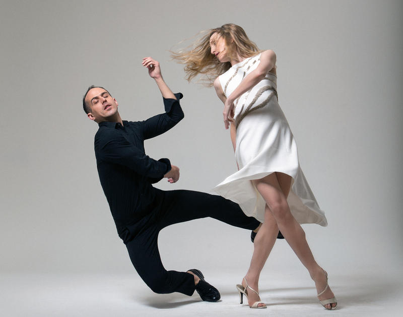 Brian Brooks & Wendy Whelan