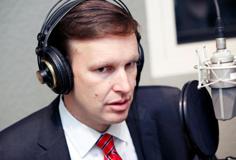 U.S. Senator Chris Murphy.