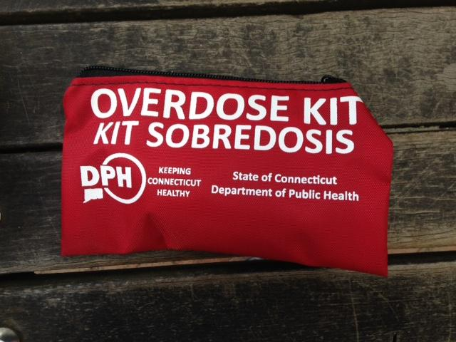 A naloxone kit.