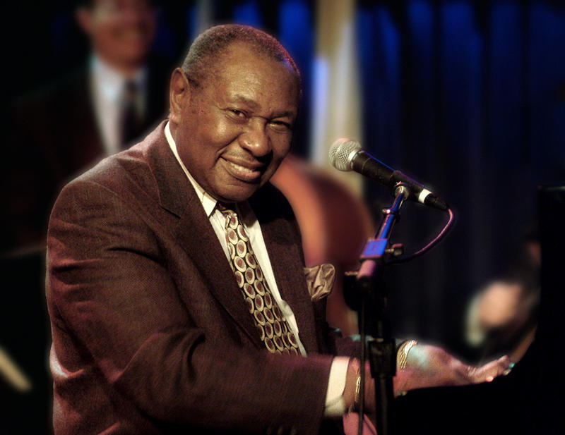 Singer and pianist Freddy Cole, who will perform at the Side Door Jazz Club in Old Lyme.