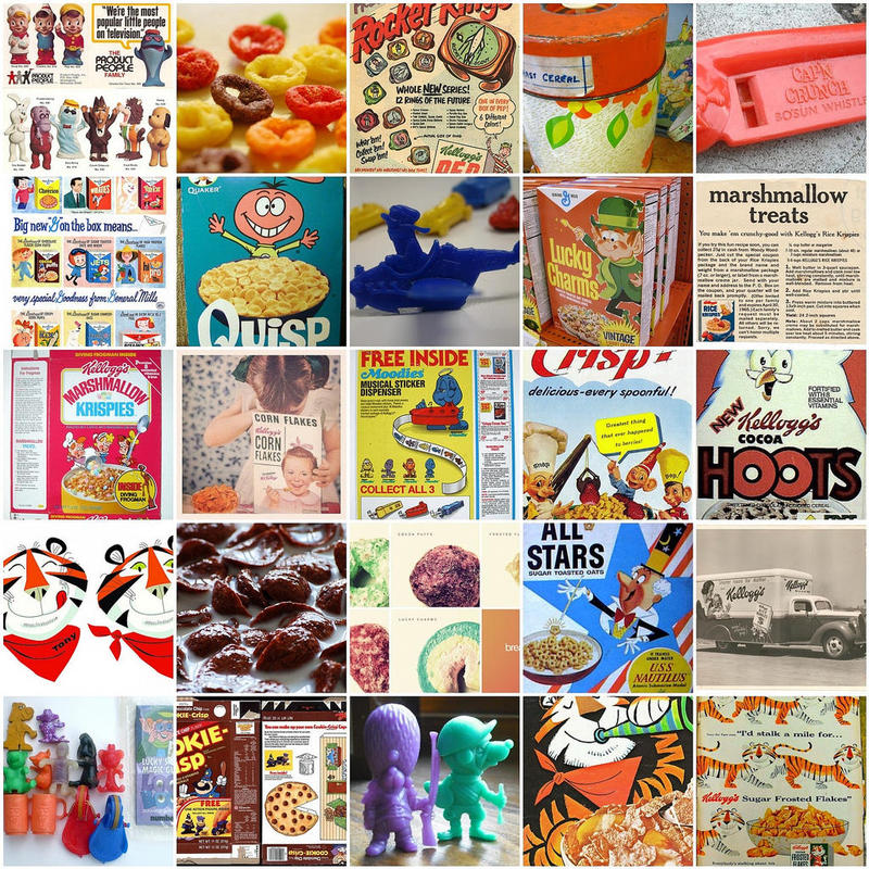 The Golden Days of Cereal