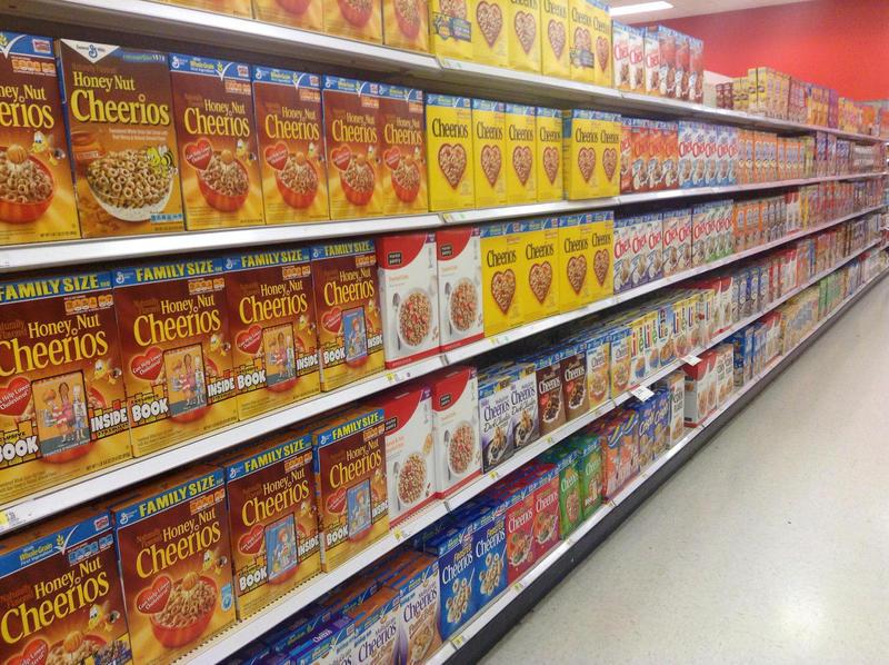 Cereals Galore