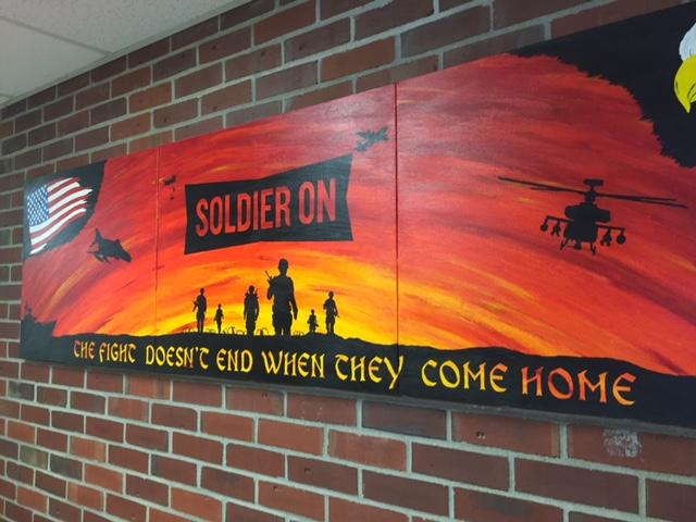 Soldier On in Pittsfield, Massachusetts, is a transitional housing organization for veterans.