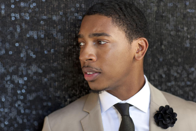 Pianist Christian Sands, who will return to his hometown of New Haven on August 27 to headline the New Haven Jazz Festival.