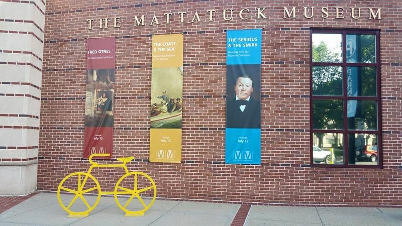 Waterbury's Mattatuck Museum is one of 19 Connecticut institutions participating in the Smithsonian magazine's 12th annual Museum Day Live!