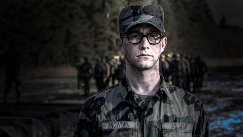 """Joseph Gordon-Levitt as Edward Snowden in Oliver Stone's """"Snowden"""""""