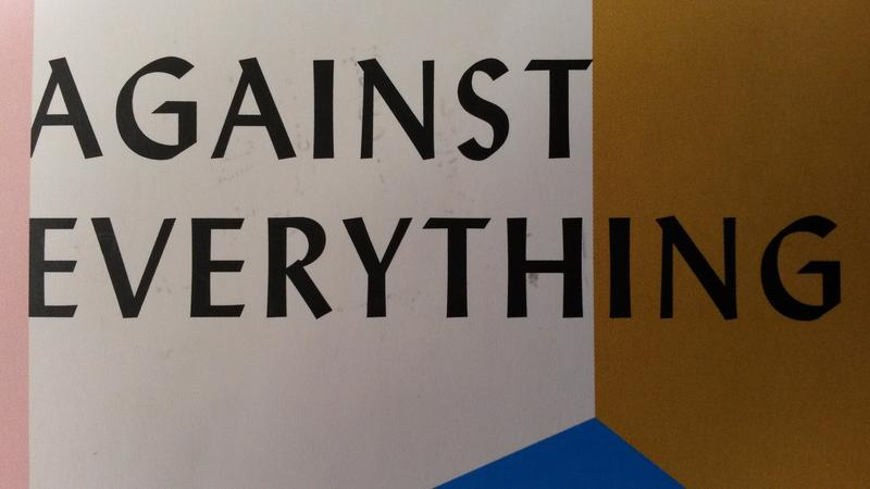 """Against Everything: Essays"" by Mark Greif"