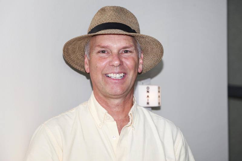 Charlie Nardozzi - Horticulturist, author, and host of the Connecticut Garden Journal on WNPR.
