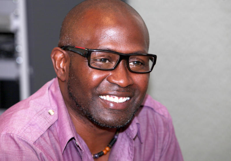 Kelvin Young, Assistant Executive Director of Advocacy Unlimited and Director of Toivo; former heroin and cocaine user.